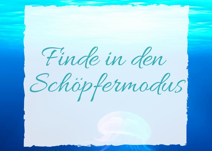 Read more about the article Stressmodus oder Schöpfermodus?