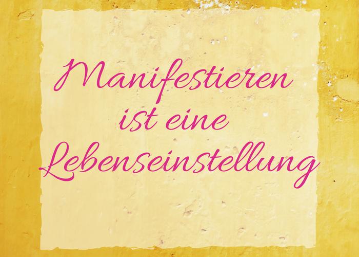Read more about the article Manifestieren- deine Schöpferkraft